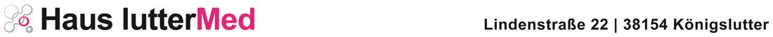 Haus lutterMed Logo